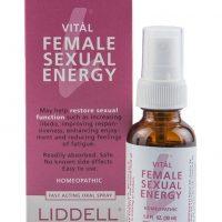 Vital Female Sexual Energy
