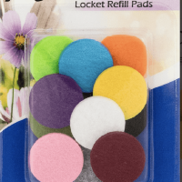 AromaLocket Replacement Pads (Assorted Colors)