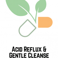 Acid Reflux and Gentle Cleanse