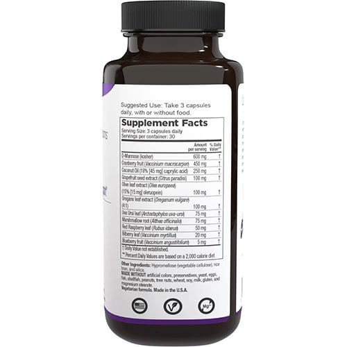 Urinari-X-supplement-facts