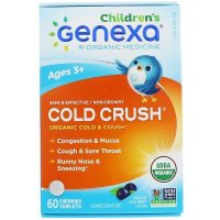 Genexa, Cold Crush for Children, Age 3+