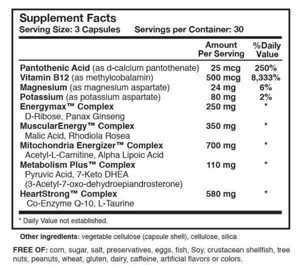 Energy-MultiPlex-supplement-facts