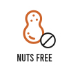 Does Not Contain: tree nuts orpeanuts,