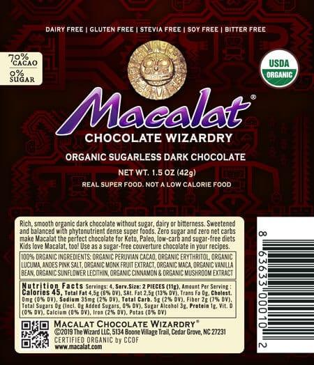 Macalat-Label
