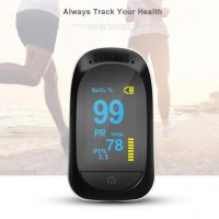Sleep Wireless Finger pulse Oximeter