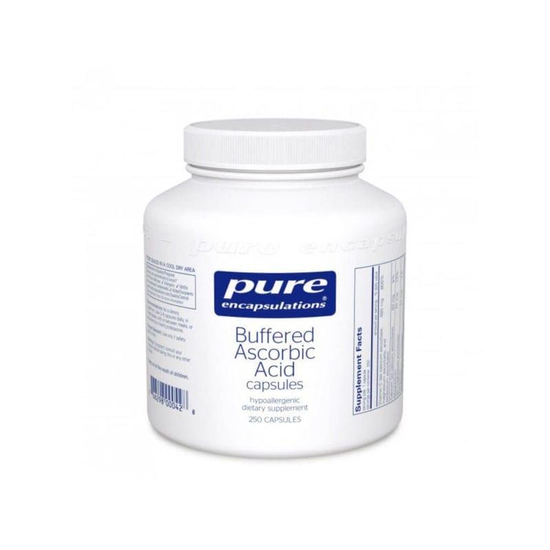 Buffered Ascorbic Acid capsules