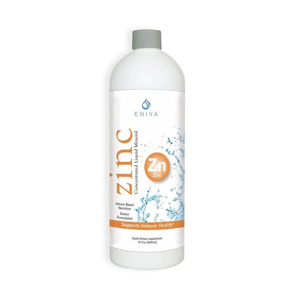 Zinc Mineral Immune Health Liquid Concentrate