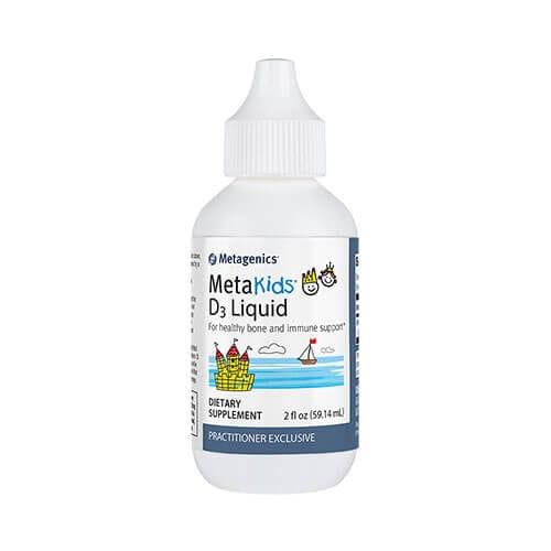 MetaKids™-D3-Liquid