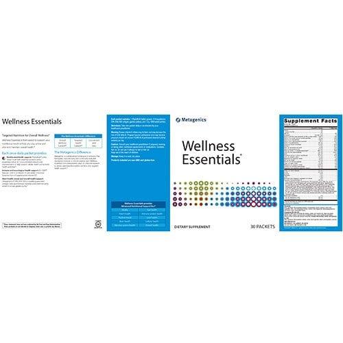 Wellness-Essentials®-supplement-fact