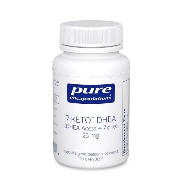 7-KETO® DHEA 25 mg_PureEncapsulations