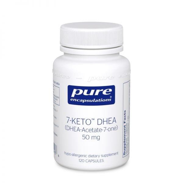 7-KETO® DHEA 50 mg_PureEncapsulations