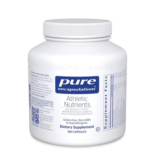 Athletic Nutrients 180's