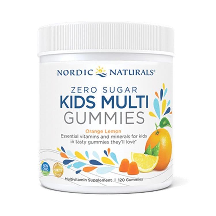 Zero Sugar Kids Multi 120 Gummies