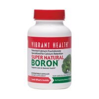 Super Natural Boron
