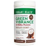 Green Vibrance Choc Coconut