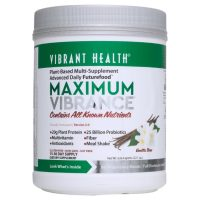 Maximum Vibrance Vanilla