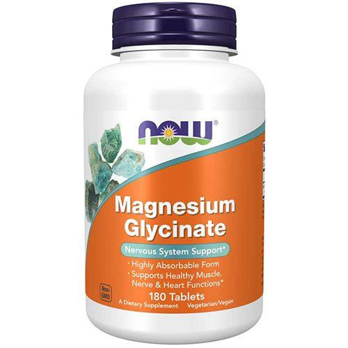 Magnesium Glycinate 180 tabs