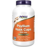 Psyllium Husk Caps 500 mg