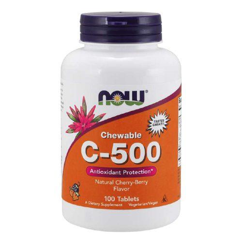 C-500 (Chewable) 100 tabs