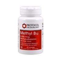 Methyl B12 5000 mcg