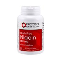 Flush-Free Niacin 500 mg